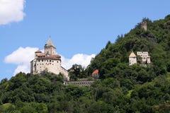 Castle Trostburg Royalty Free Stock Images