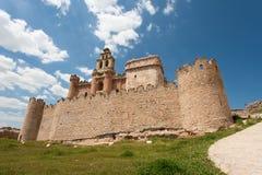 Castle of Turegano Royalty Free Stock Photography