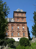 Castle in Turin. Castello in Turin in spring clear day Royalty Free Stock Photos