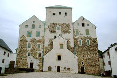 Castle of turku or abo Royalty Free Stock Photos