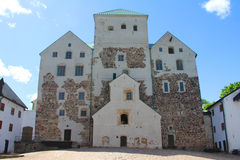 Castle of Turku, Finland Royalty Free Stock Photo