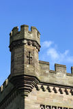 Castle turret Royalty Free Stock Photos