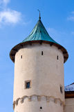 Castle turret Royalty Free Stock Images