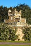 Castle turret. Historic british castle gatehouse turret near windsor Royalty Free Stock Image