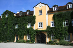 Castle of Tutzing Stock Image