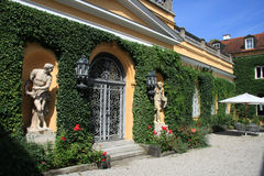 Castle of Tutzing Stock Images