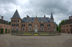 Castle Twickel  Netherlands Stock Photography