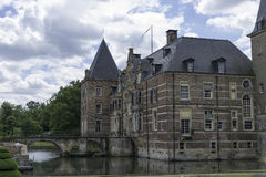 Castle Twickel  Netherlands Royalty Free Stock Photography