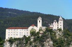 Castle in tyrol Stock Photo
