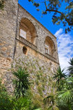 Castle of Ugento. Puglia. Italy. Royalty Free Stock Image