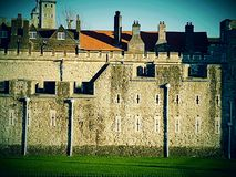 Castle UK Britain British English England Royalty Free Stock Photography