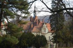 Castle in Ukraine. Castle ukraine nikon carpathians nature stock photos