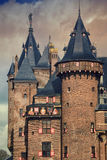 Castle in Utrecht Royalty Free Stock Images