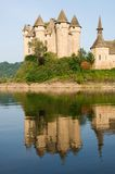 Castle Val, France Stock Photo