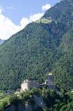 Castle in the Val Venosta Trentino Alto Adige Royalty Free Stock Image
