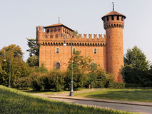 Castle of Valentino Royalty Free Stock Photos