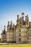 Castle  of a valley of the river Loire. France. Ch Stock Images