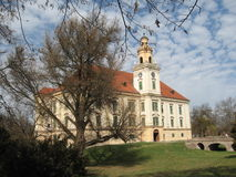 Castle Valpovo στοκ εικόνες