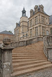 Castle of Vaux le Vicomte Royalty Free Stock Images