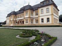 Castle Veitshoechheim Stock Image