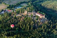 Castle Velhartice Royalty Free Stock Image