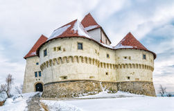 Castle Veliki Tabor in Croatia royalty free stock photography