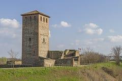 Castle in Veneto Royalty Free Stock Photos