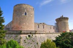 Castle of Venosa. Basilicata. Italy. Stock Photos