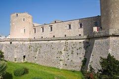 Castle of Venosa. Basilicata. Italy. Stock Image