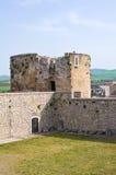 Castle of Venosa. Basilicata. Italy. Stock Photography