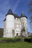Castle of Vernon Stock Photos
