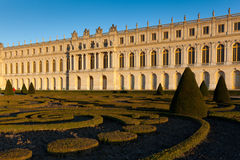 Castle of Versailles Stock Image