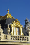 Castle of Versailles Stock Images