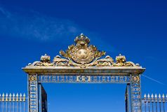 Castle of Versailles (France) Royalty Free Stock Photography
