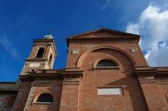 Castle of Verucchio Royalty Free Stock Photos