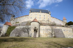 Castle veste coburg Stock Images
