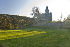 Castle Veves, Belgium Royalty Free Stock Photo