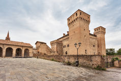 Castle of Vignola royalty free stock image