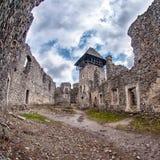 Castle in village Nevicke, Ukraine Stock Photos