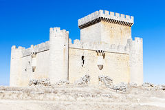 Castle of Villalonso Royalty Free Stock Photography