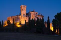 Castle of Villalta, Fagagna, Friuli, Italy Royalty Free Stock Photo