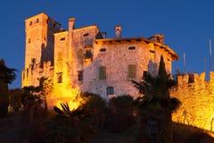 Castle of Villalta, Fagagna, Friuli, Italy Stock Photography
