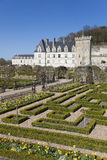 Castle of Villandry Royalty Free Stock Images