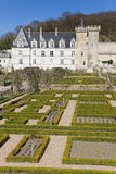 Castle of Villandry Royalty Free Stock Image