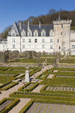 Castle of Villandry Royalty Free Stock Photos