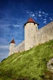Castle of Villebois-Lavalette, France Royalty Free Stock Photos