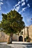 Castle of Villebois-Lavalette, France Stock Photo