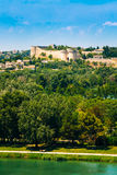 Castle Villeneuve les Avignon, France Stock Photography