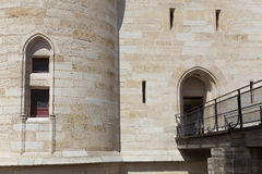 Castle of Vincennes Royalty Free Stock Photo