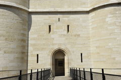 Castle of Vincennes, near Paris Royalty Free Stock Photography